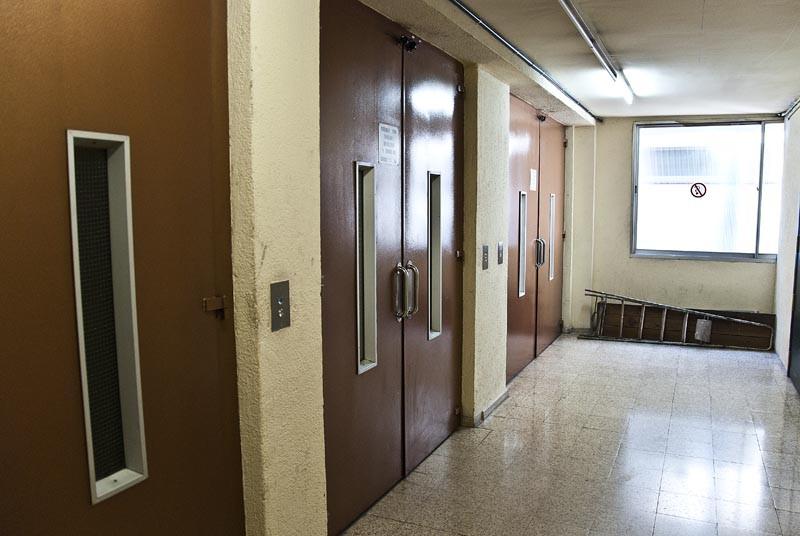 лофт грузовой лифт