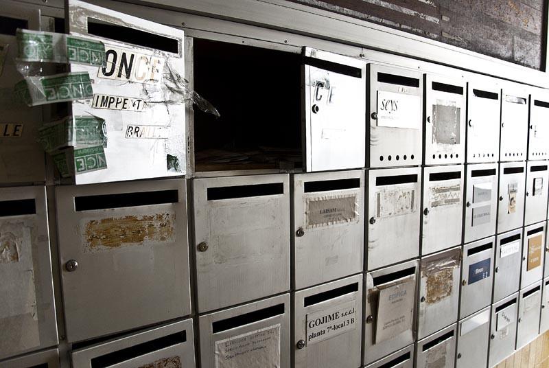 почтовые ящики лофт