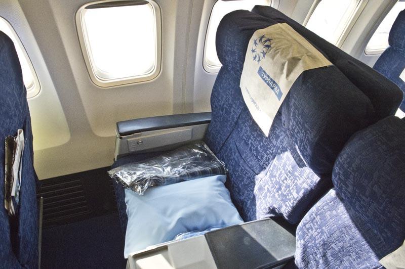 кресло бизнес боинг 737-700