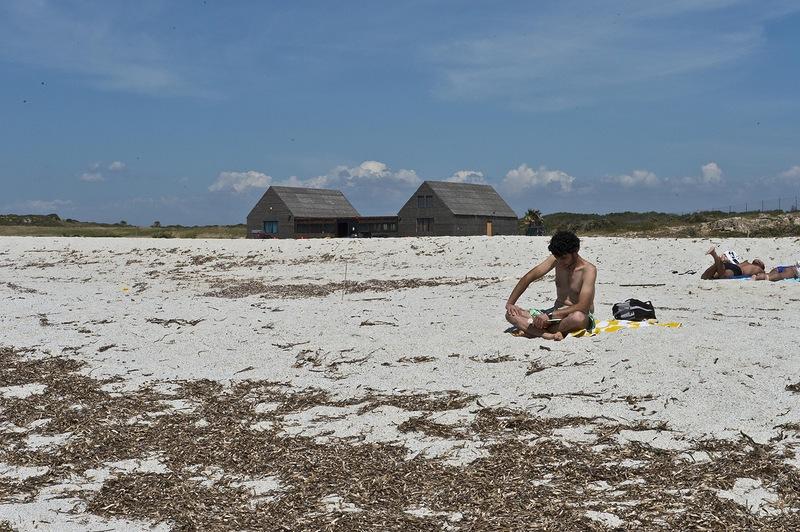 пляж рисовый