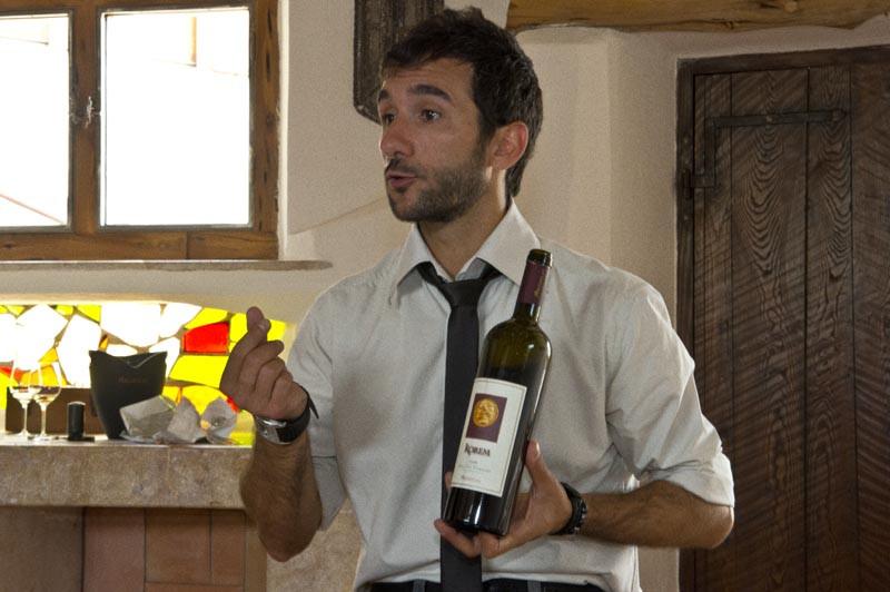 дегустация вина Korem