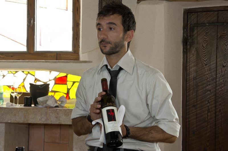 дегустация вина Turriga