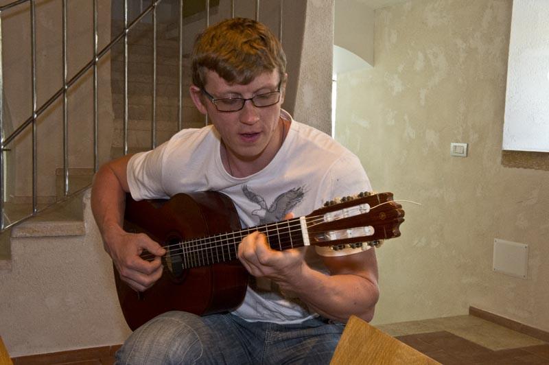 гитара винзавод