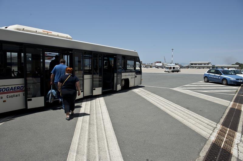 автобус до самолёта