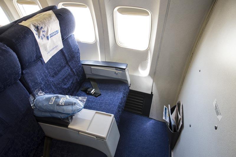 кресло бизнес-класса 737-700