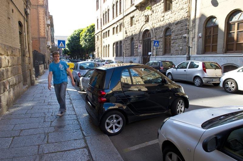 парковка смарт