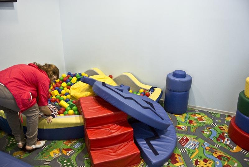 детская комната аэропорт