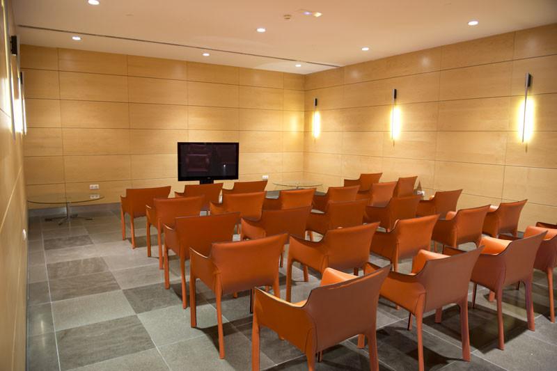 лаундж зона конференц зал