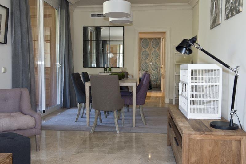гостинная недвижимость в испании
