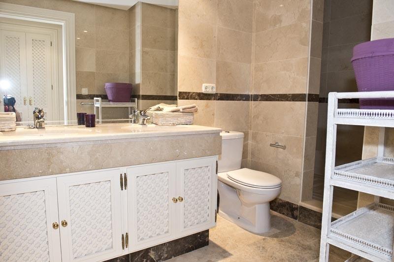 недвижимость в испании туалет