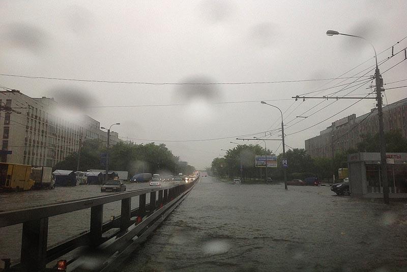 потоп беляево