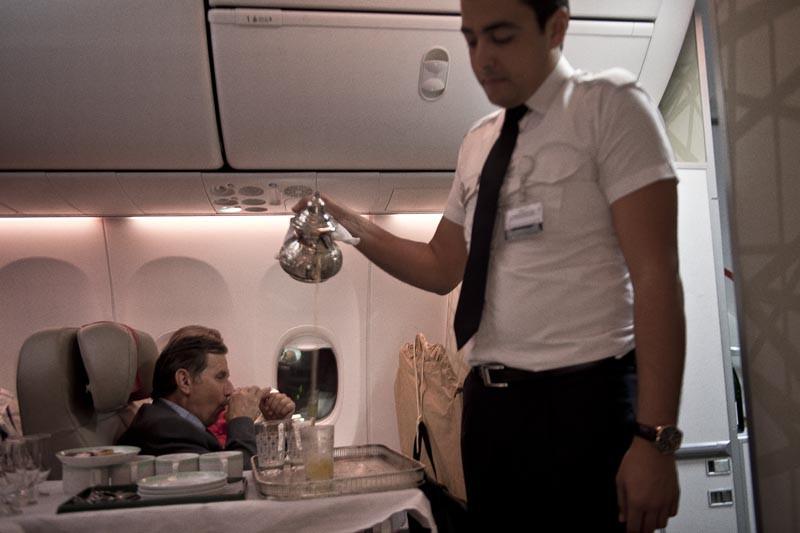 business class b 737 800