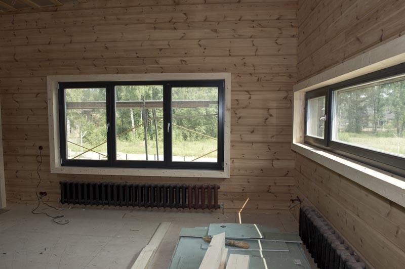 наличники деревянного дома