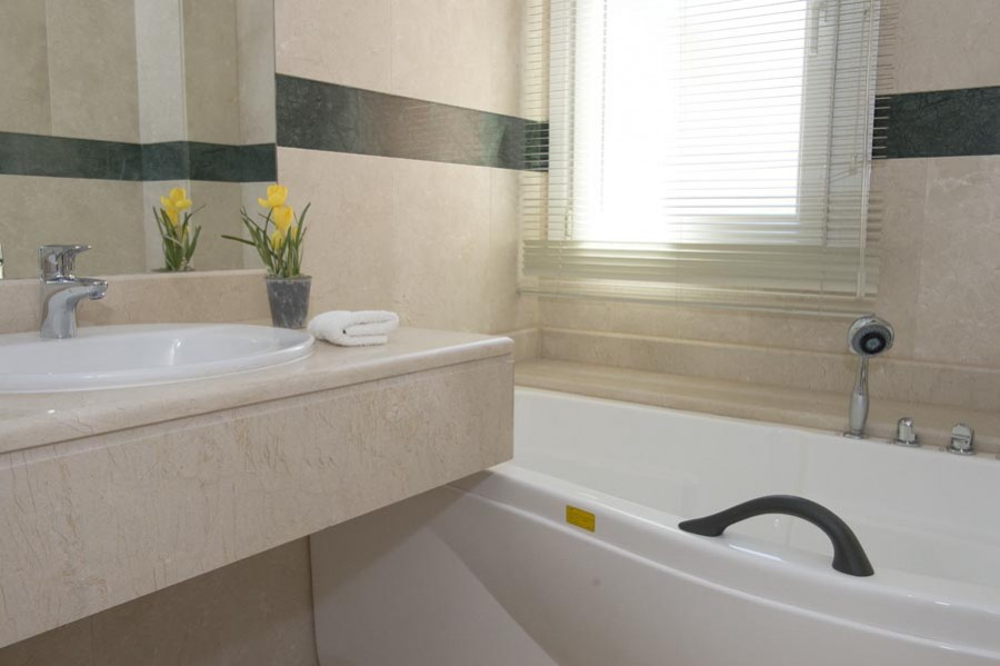 ванная кмната декор