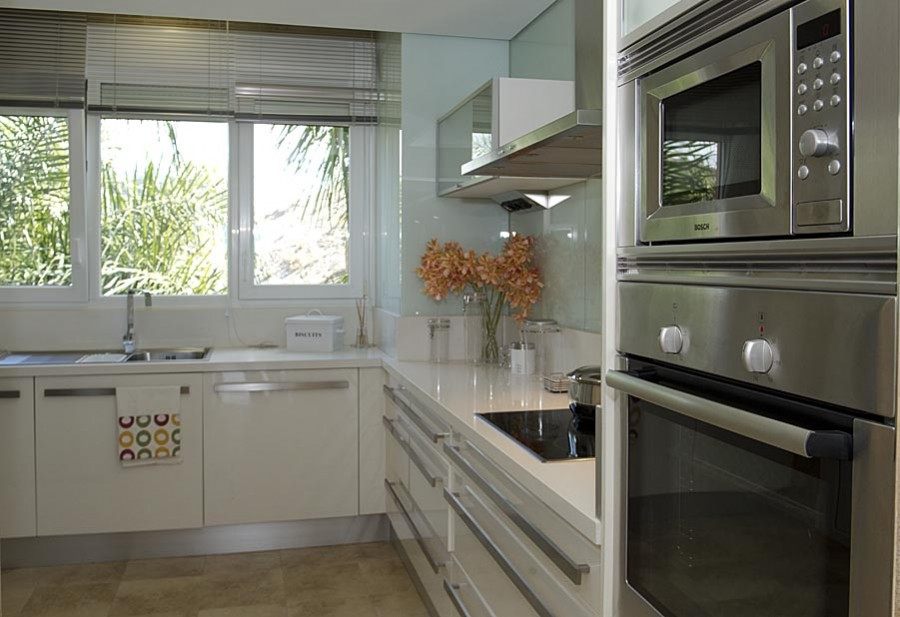 недвижимость в испании кухня