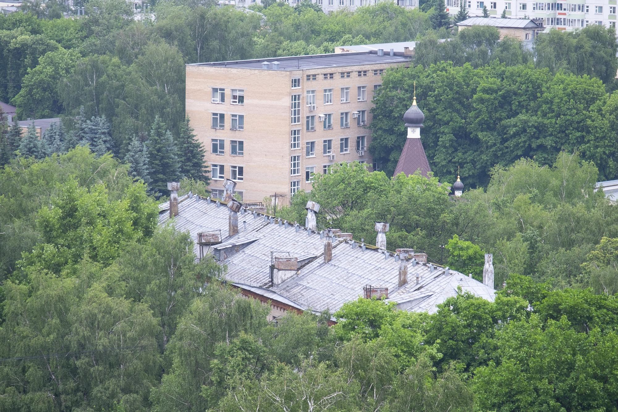 Какой бы была реновация, была бы она не в Москве