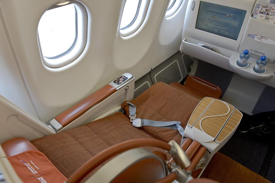 business class aeroflot