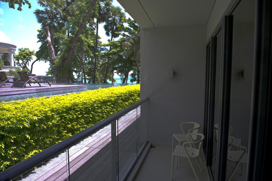 недвижимость в тайланде балкон