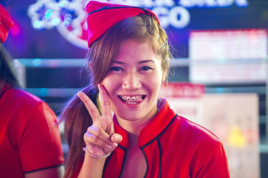 девченки таиланда