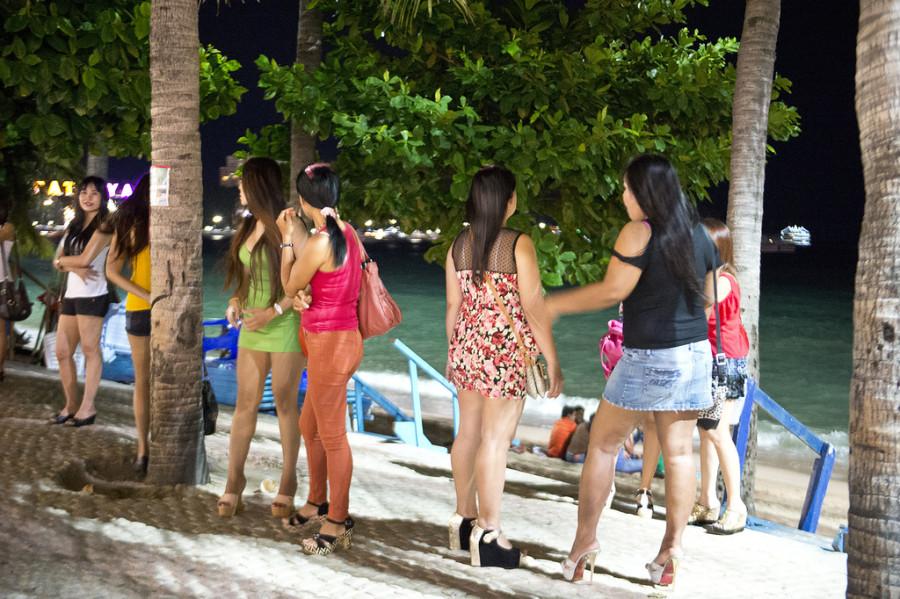 проститутки паттая