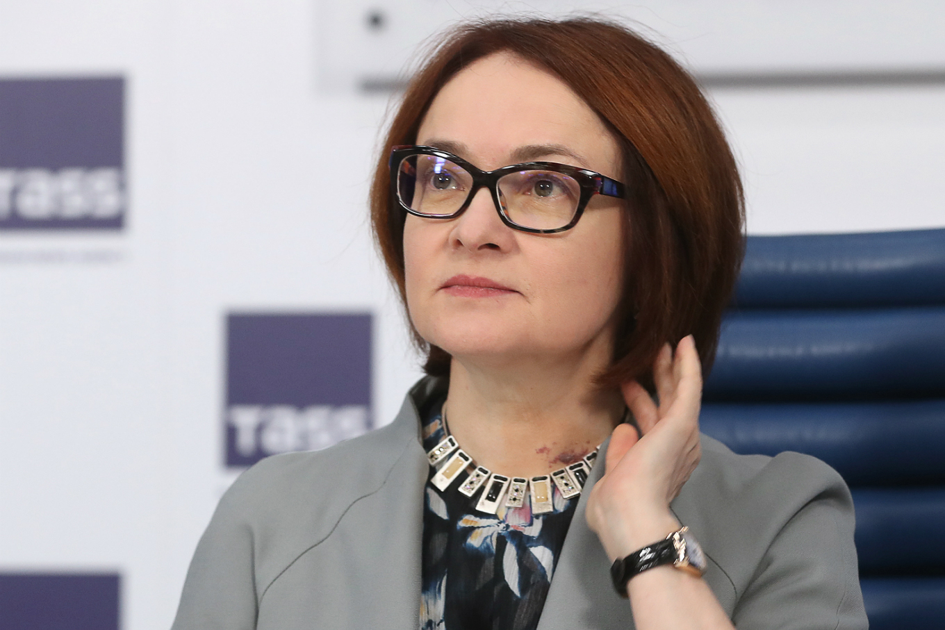 What does Elvira Nabiullina create speed for, is, a magazine, just, maybe, an author, a person, opinions, Telegram, clearly, justify, actions, lady, leader, Russia, Now, insights, get tired
