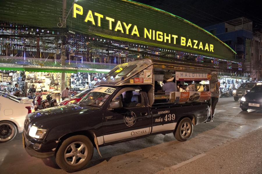 паттая ночной рынок