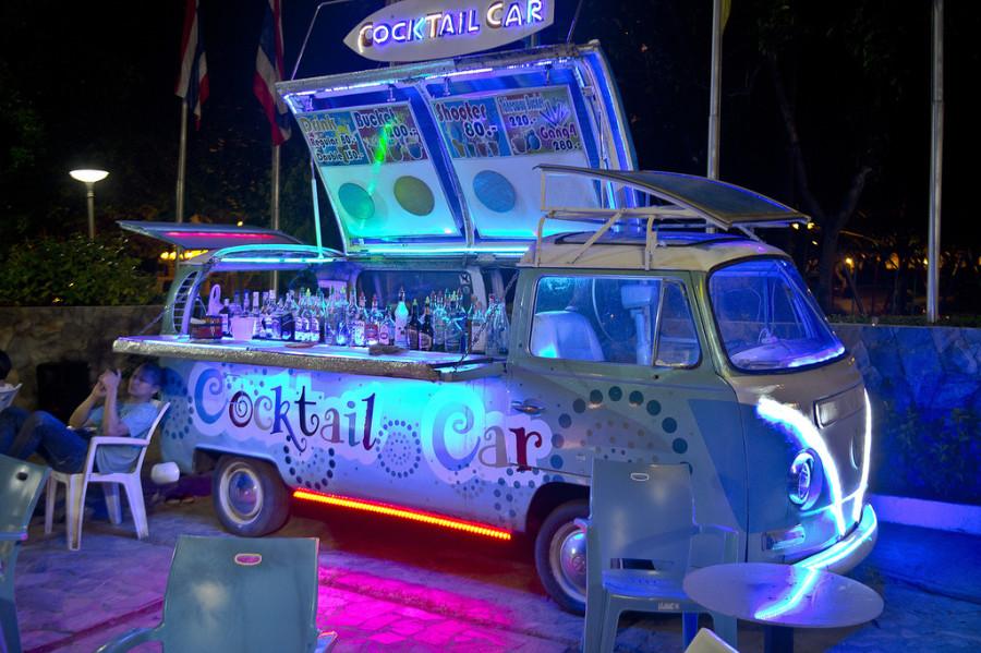 коктейль кар