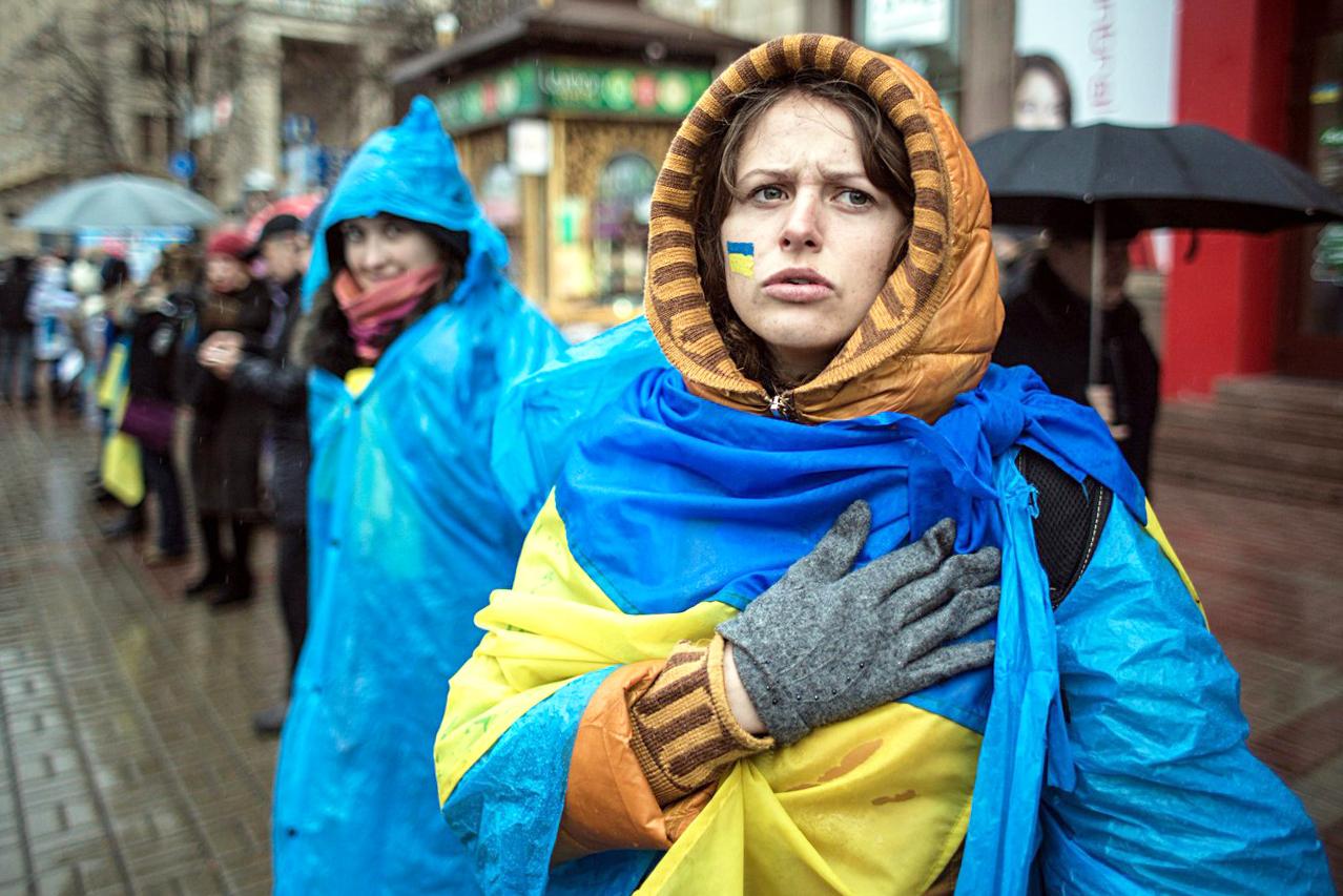 Украинцы не хотят войны