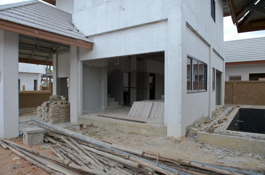 стройка в Таиланде