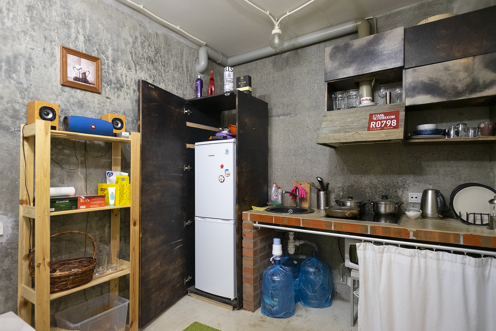 Во что превратилась квартира, через 7 лет аренды