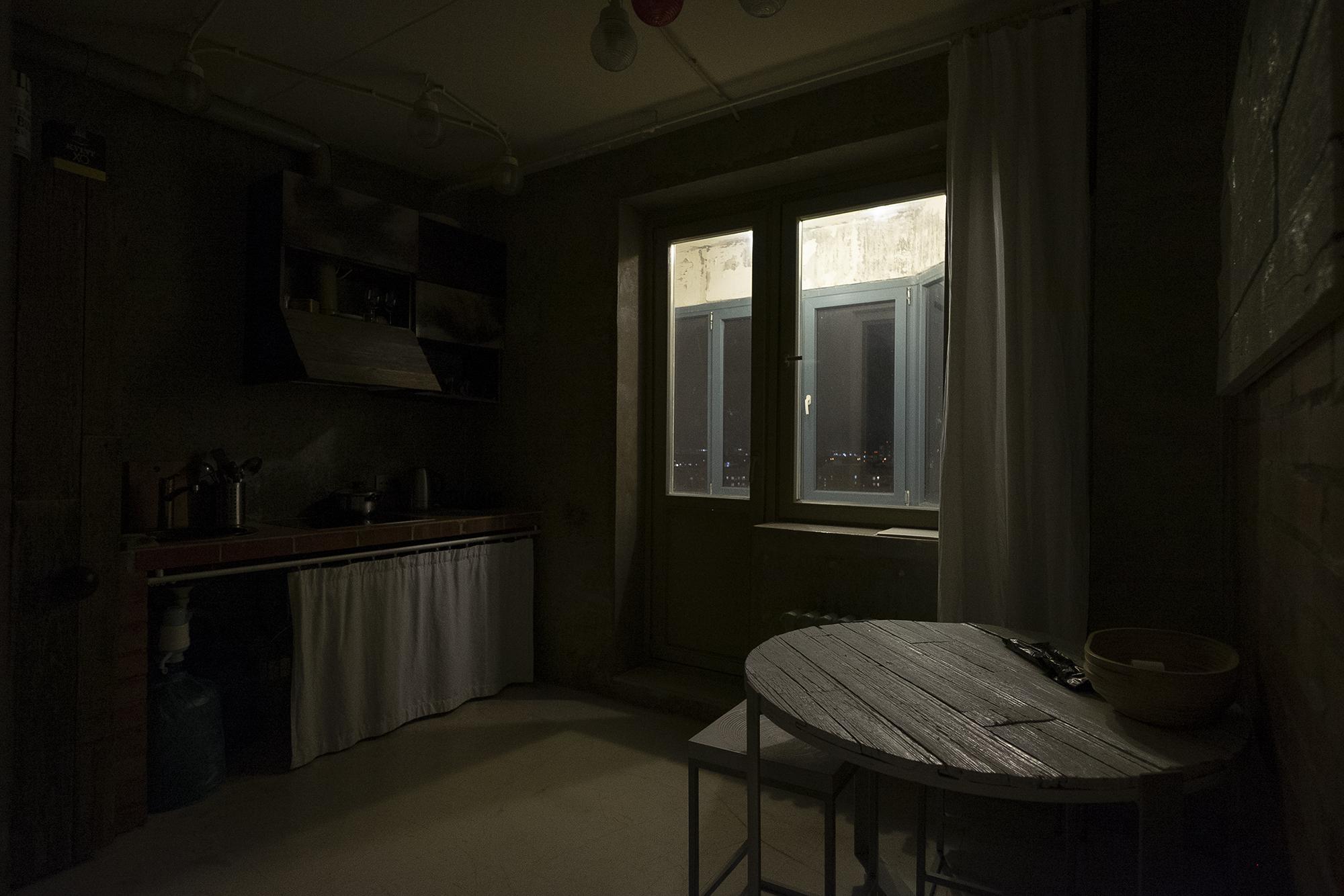 Арендатор убил квартиру