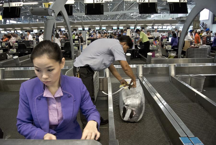 регистрация на рейс бангкок