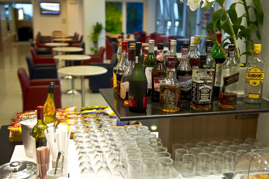 алкоголь аэрофлот