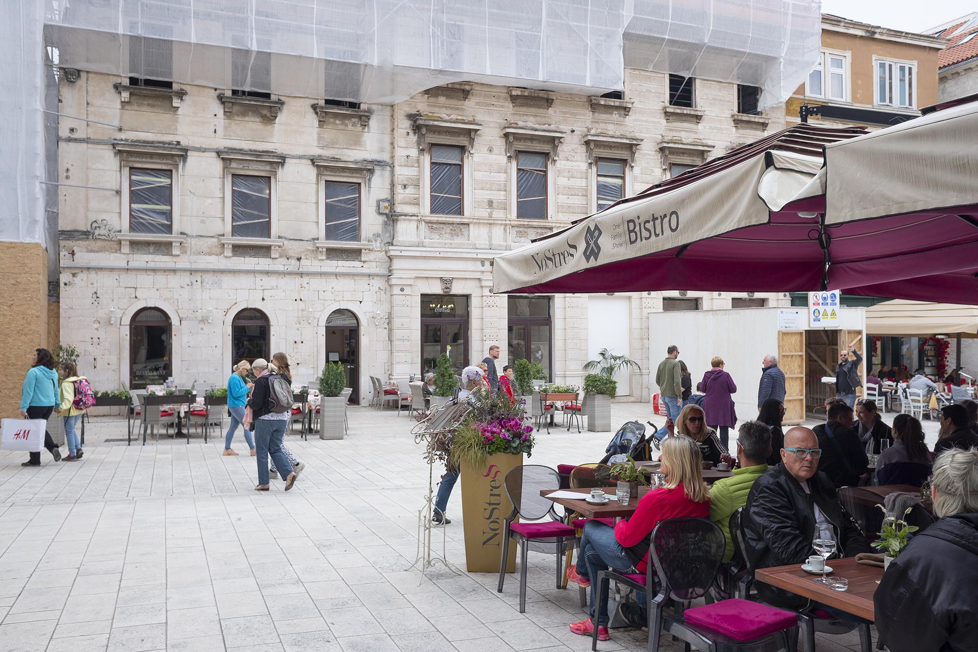 Пустые рестораны Европы
