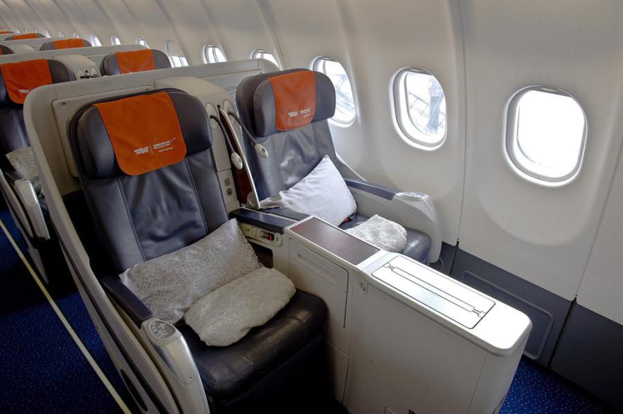 первый класс аэрофлот