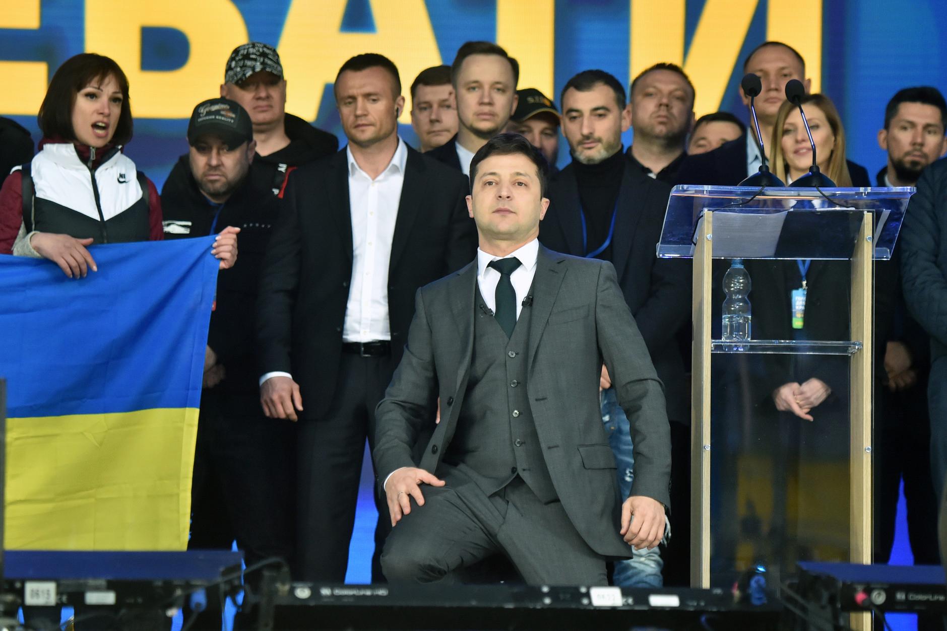 На Украине началась паника