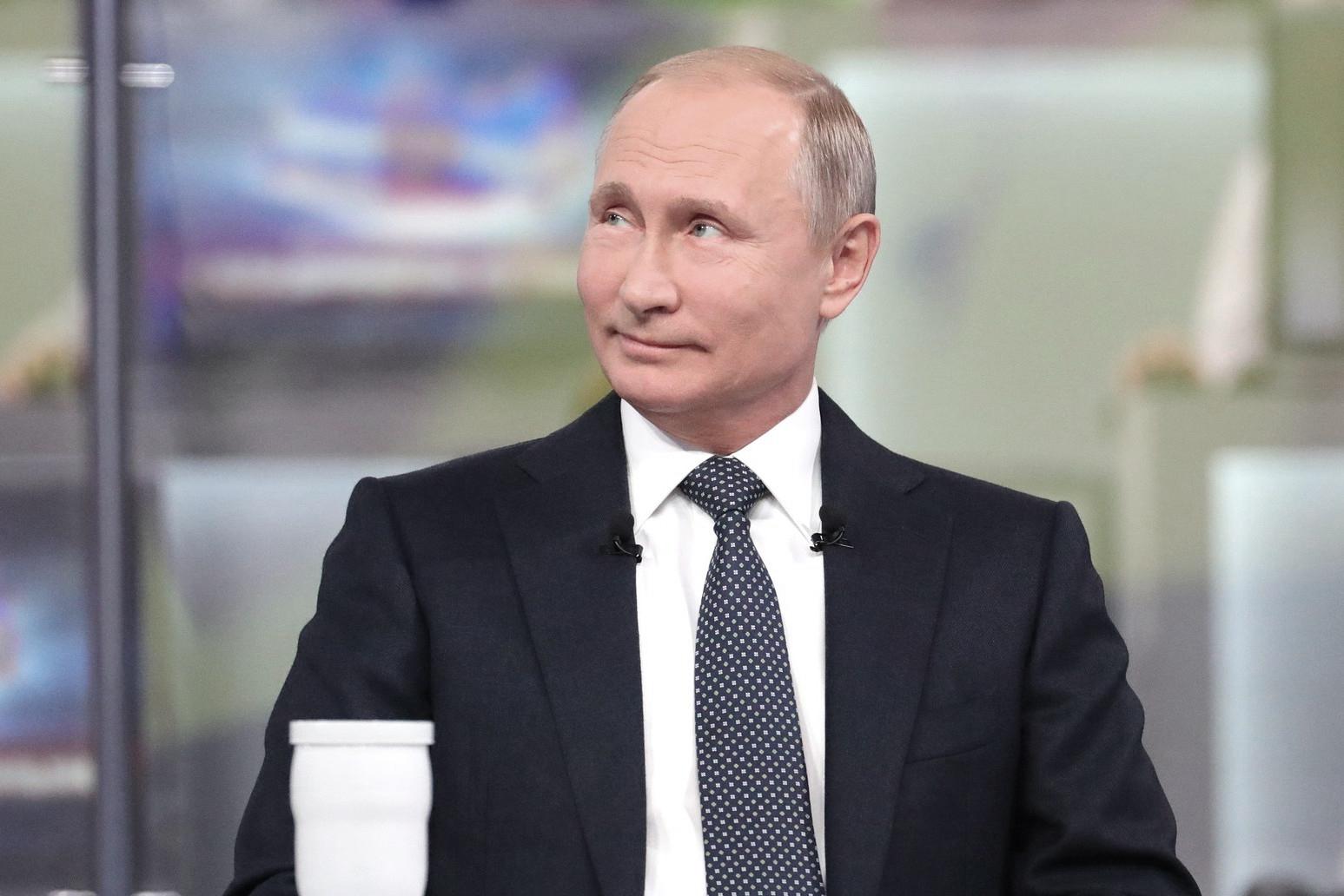 Путин переиграл Зеленского