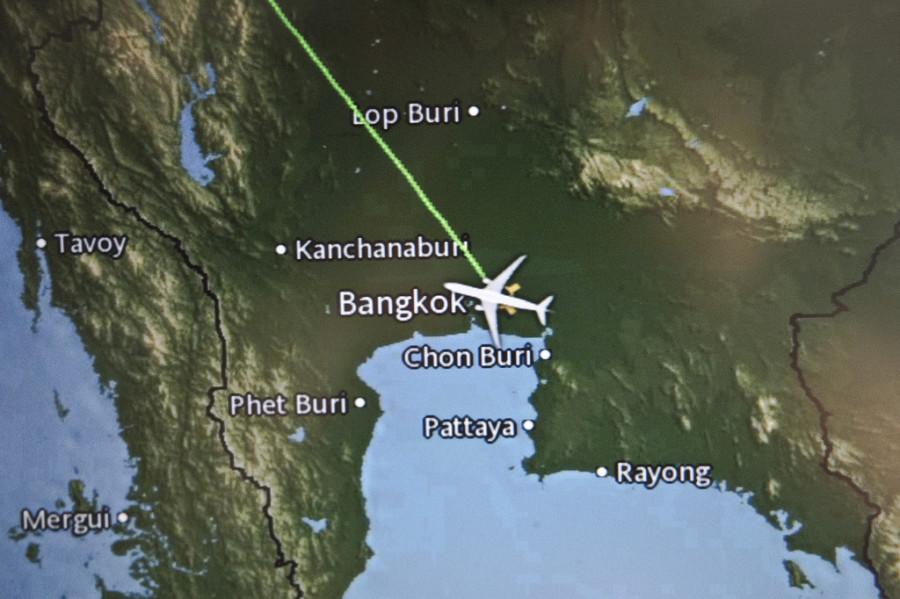 бангкок аэрофлот