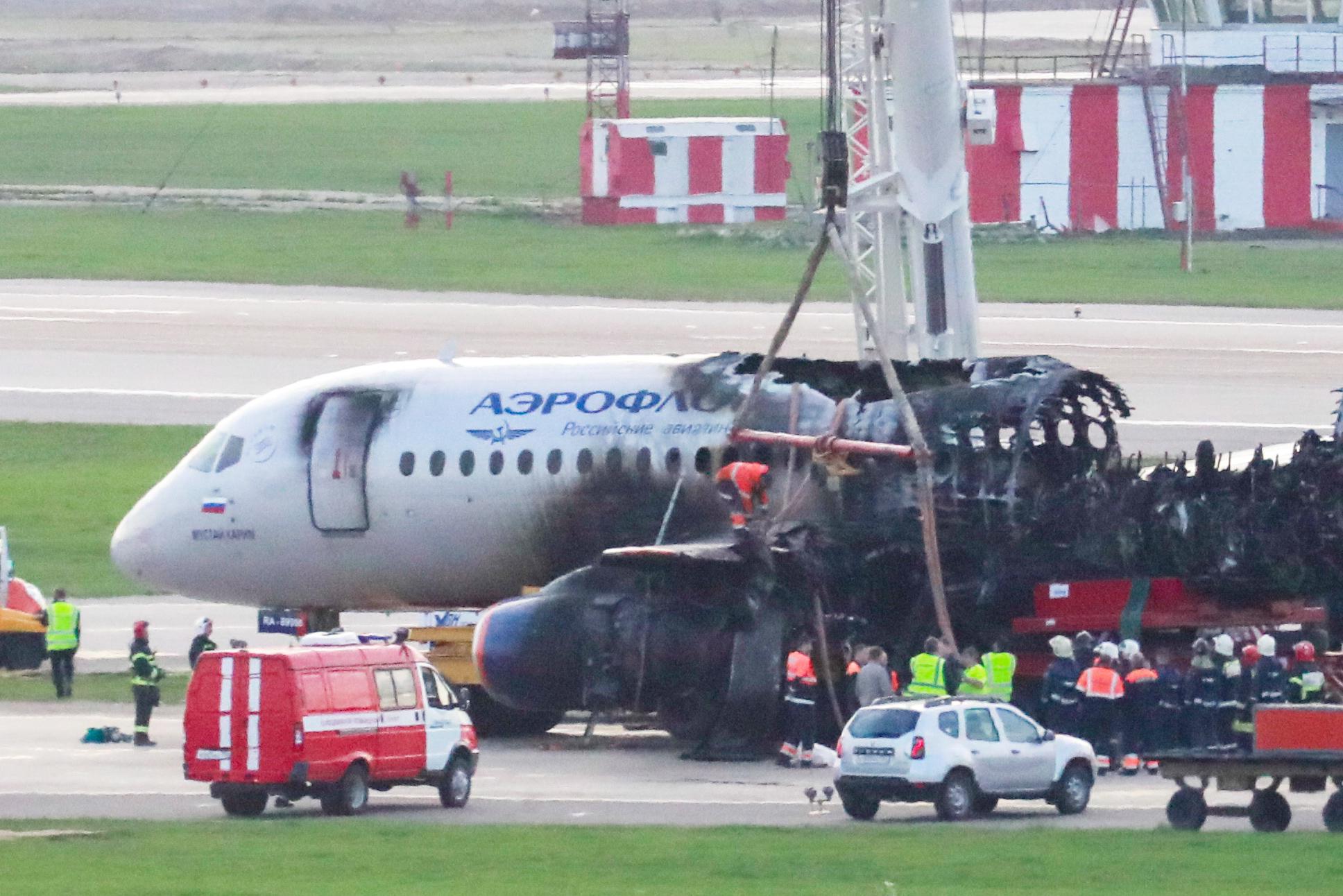Рано делать выводы по трагедии Sukhoi Superjet 100