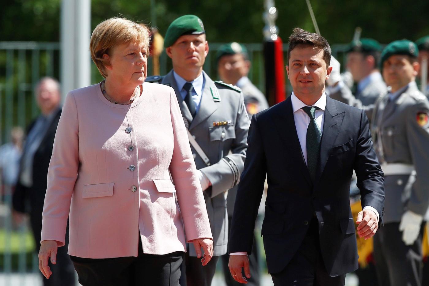 Европу трясет от Зеленского