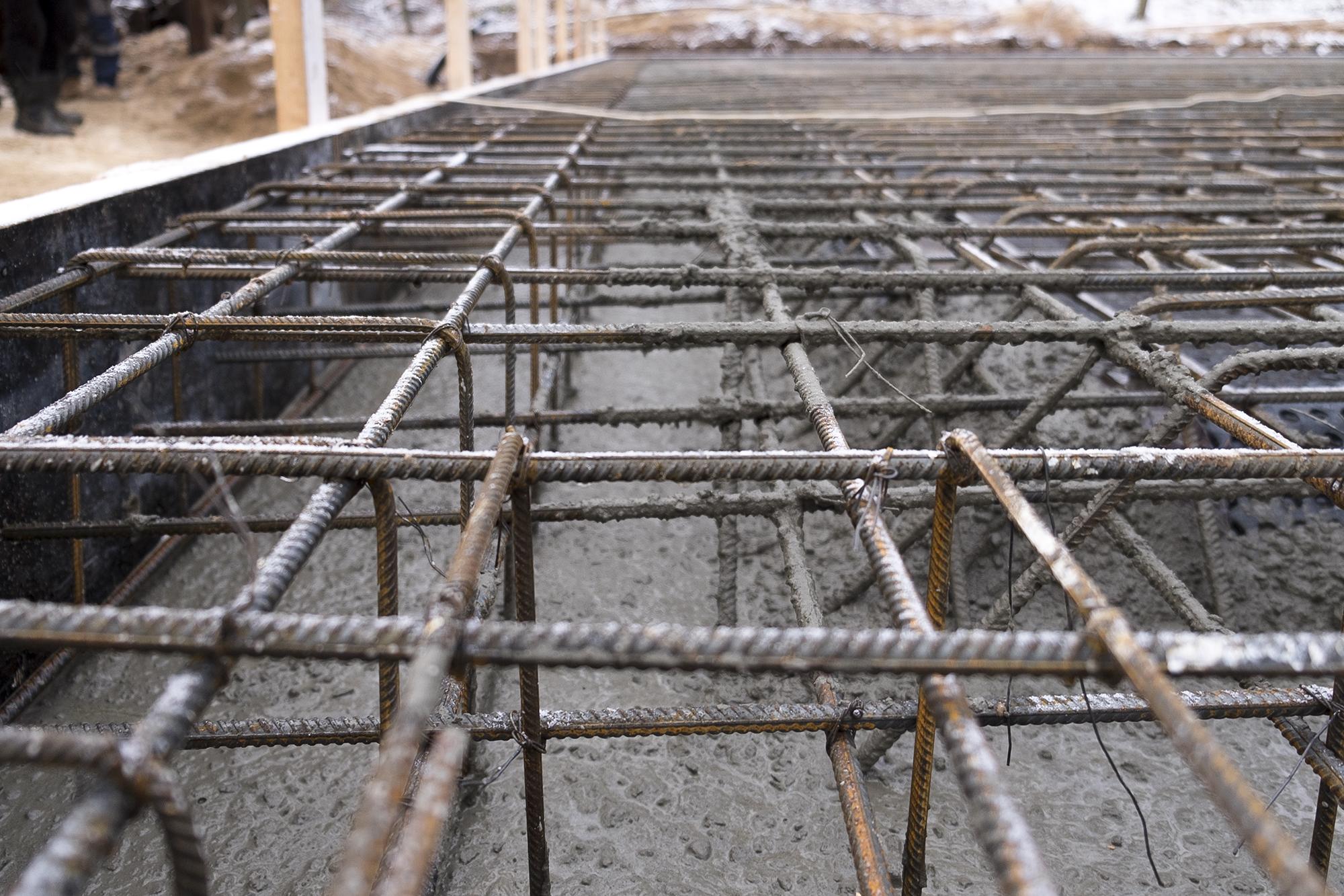 Что будет, если заливать бетон зимой