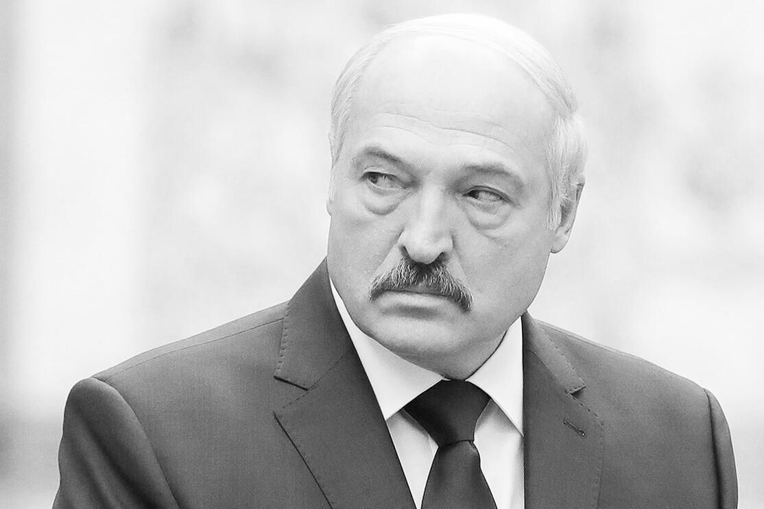 Лукашенко всё