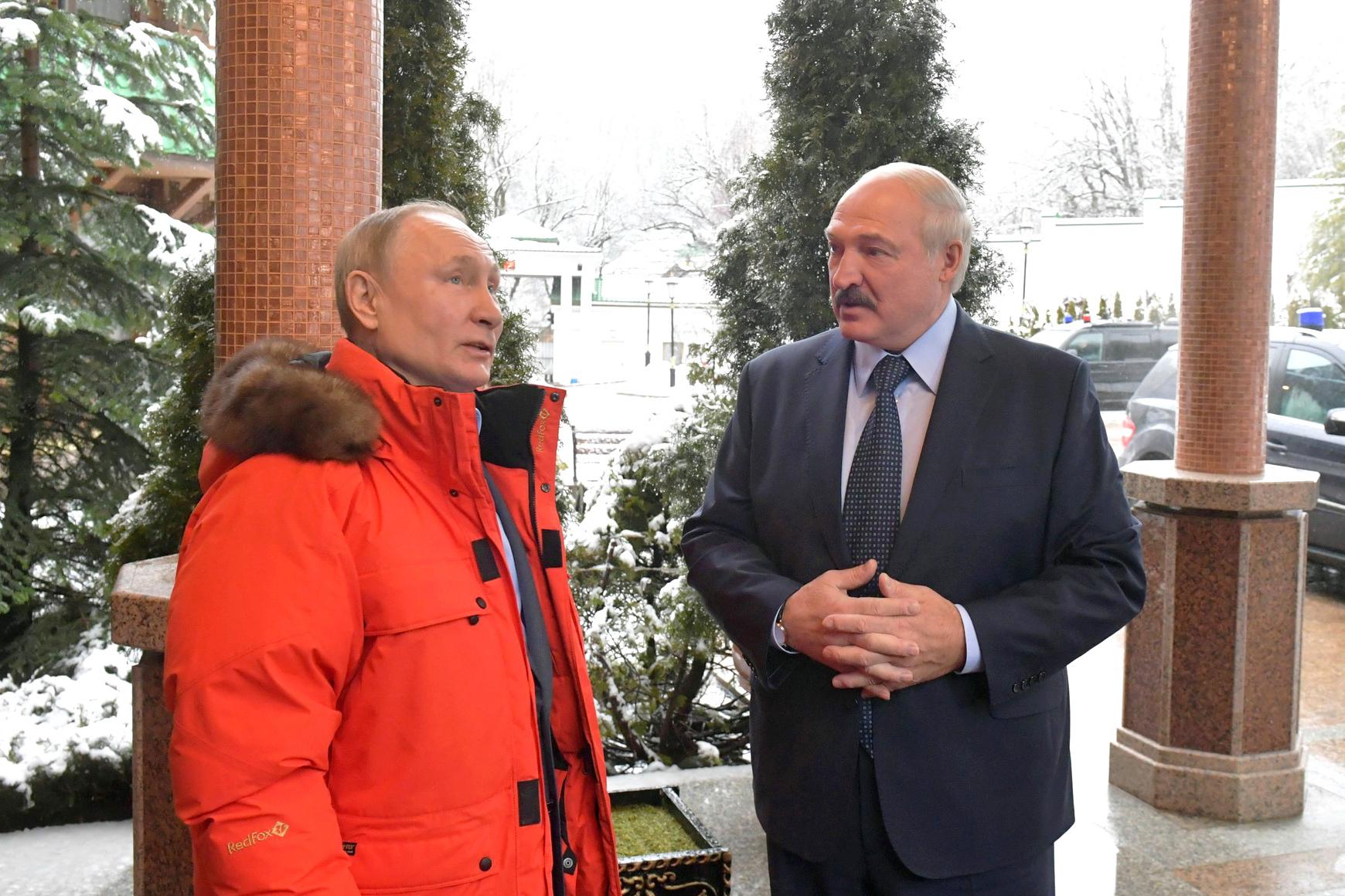 Путин уступил белорусам