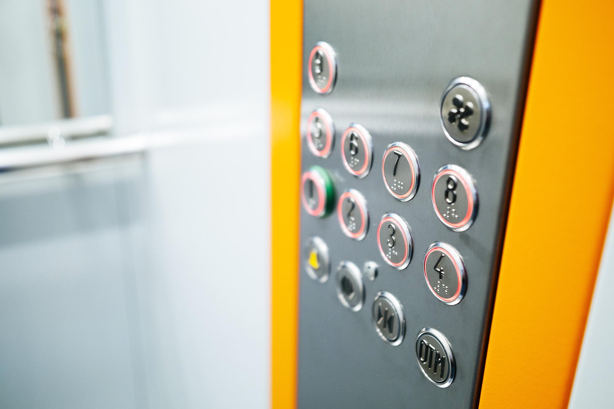 Что может самый обычный лифт