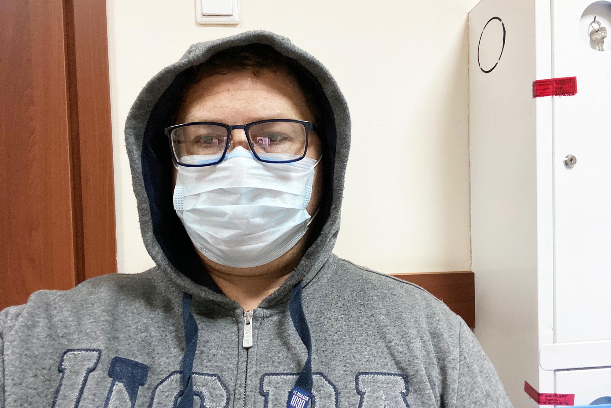 Пришли результаты теста на коронавирус