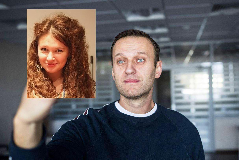 Мария Певчих - связь с Навальным