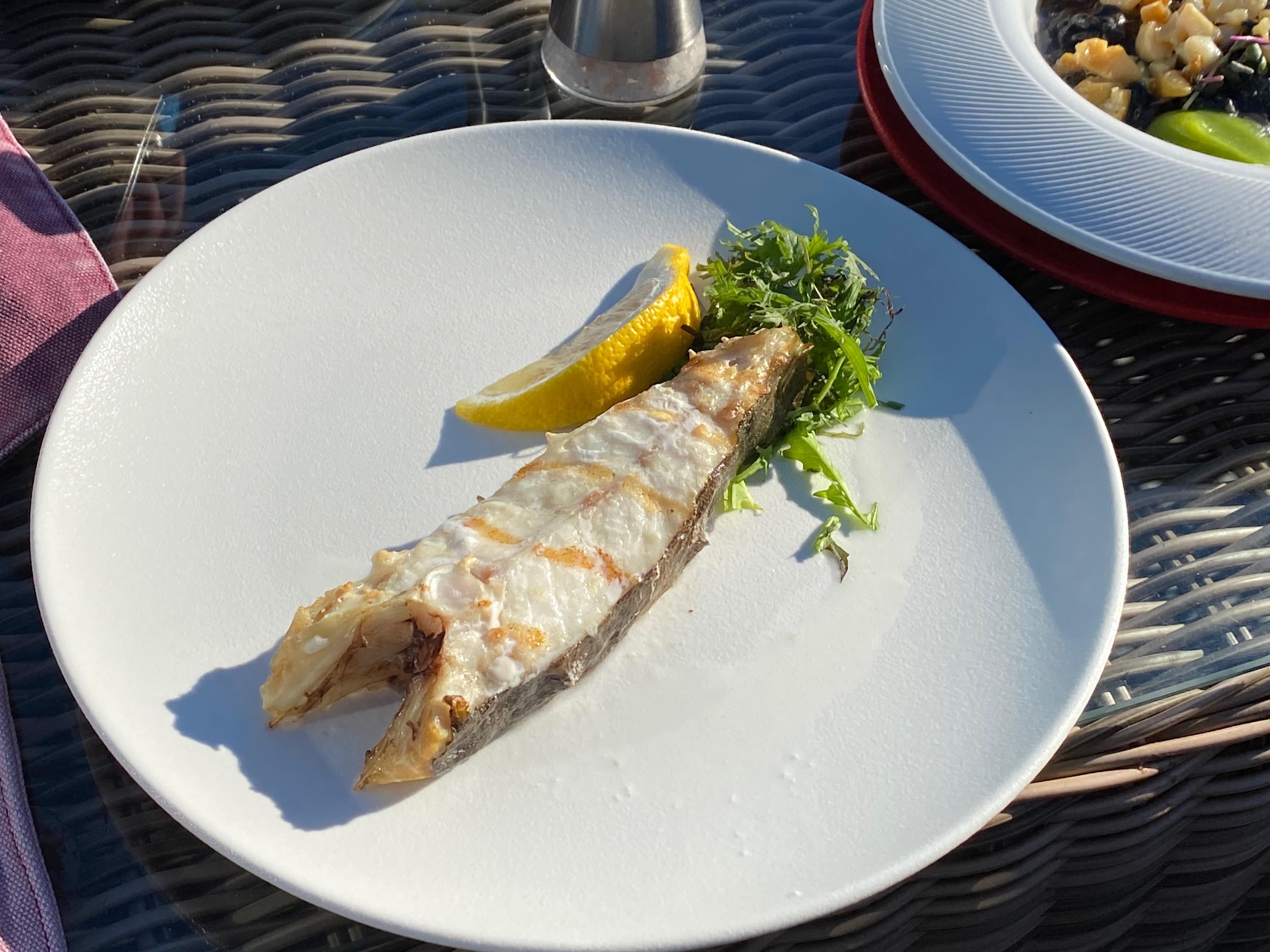 Цены в ресторане Крыма