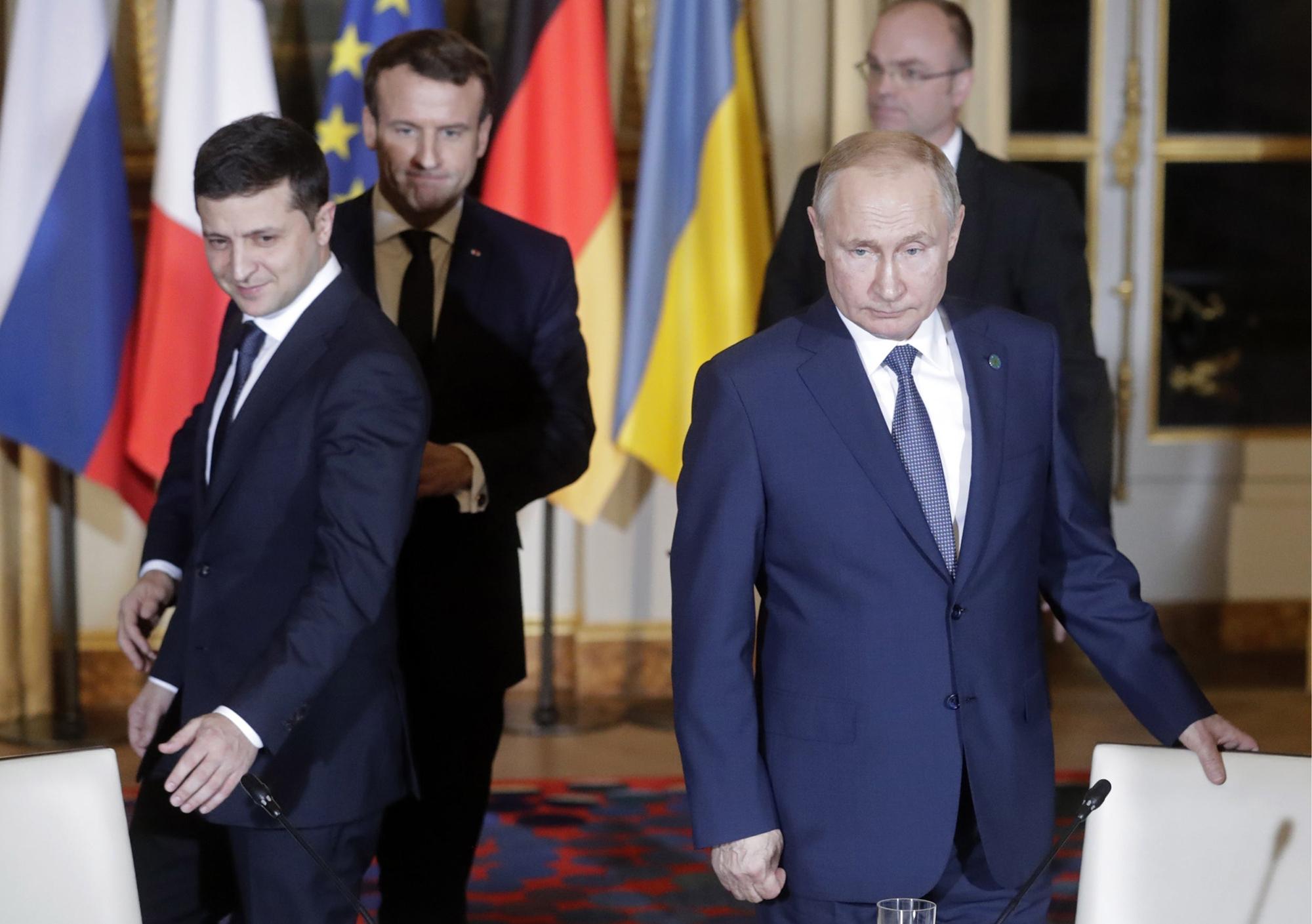Зеленский будет жестким с Путиным