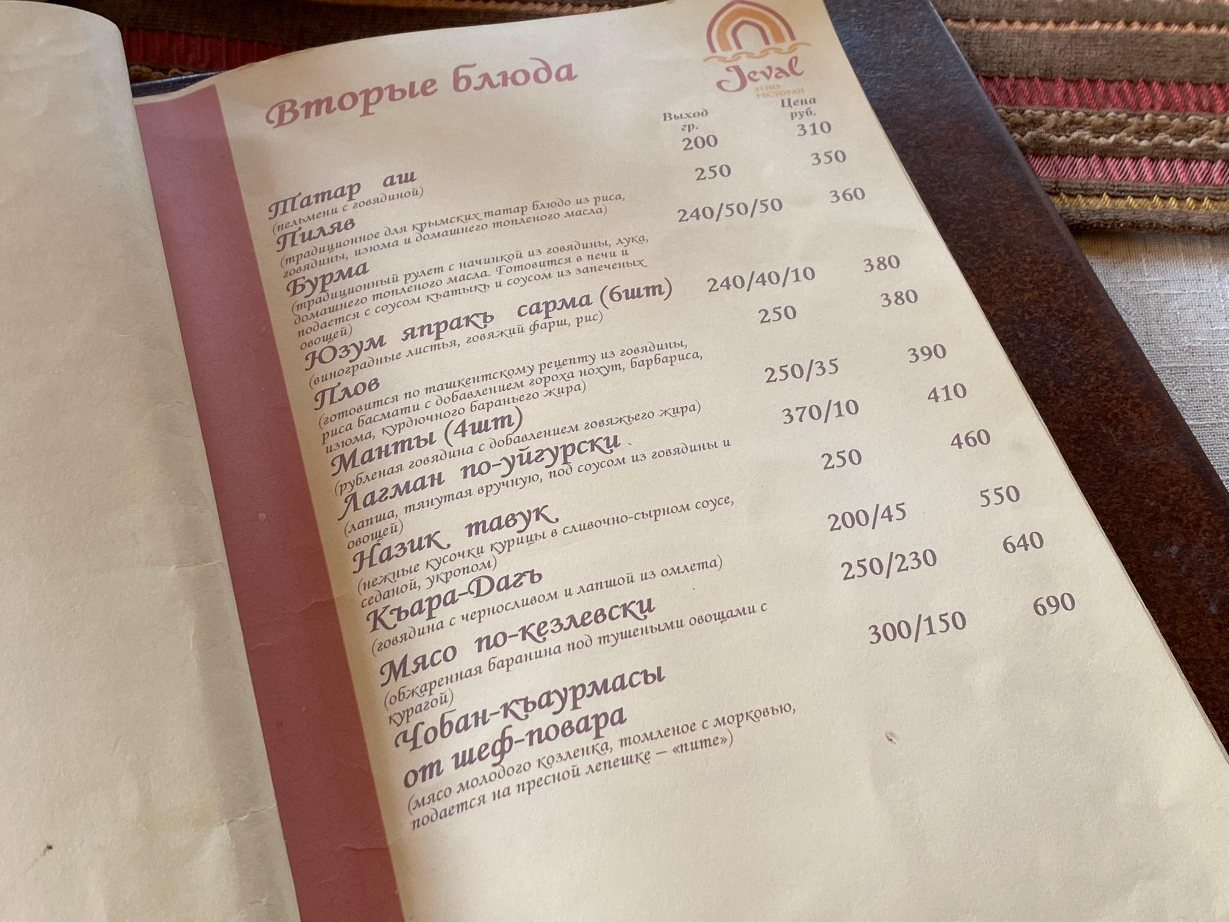 Рост цен за 6 лет в Крыму