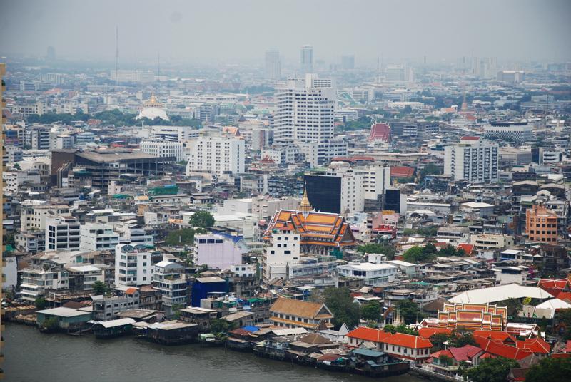 центр Бангкок